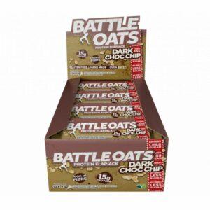 Battle Oats Low Sugar Protein Flapjack Bar 12 x 70g kaufen