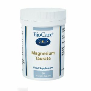 Biocare Magnesium Taurate 60 Kapseln kaufen