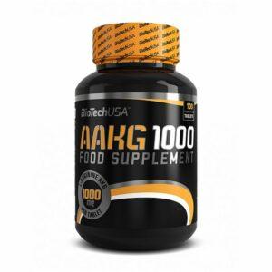 BioTech AAKG 1000 mg 100 Tabl. kaufen