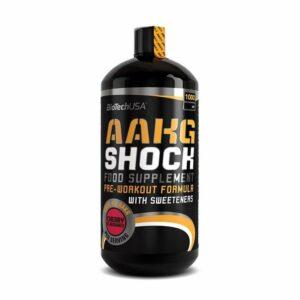 BioTech AAKG Shock Extreme 1000ml kaufen