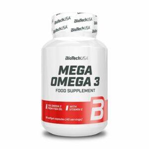 BioTech Mega Omega 3, 90 Kapseln kaufen