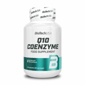 BioTech Q-10 Coenzyme 100 mg 60 Kapseln kaufen