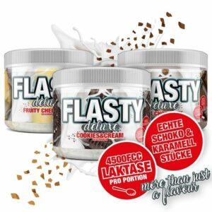 (Blackline 2.0) Flasty DELUXE Geschmackspulver - 250g kaufen