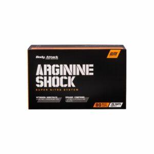 Body Attack Arginine Shock 80 Caps kaufen