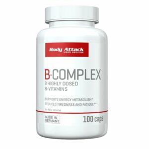 Body Attack B-Complex 100 Kapseln kaufen