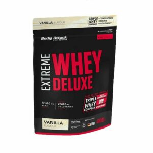 Body Attack Extreme Whey Deluxe 900g kaufen