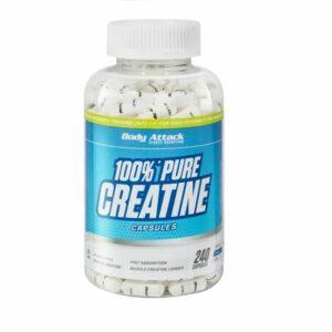 Body Attack Pure Creatine 240 Kapseln kaufen