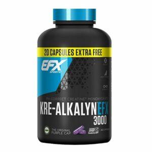 EFX Kre-Alkalyn 3000 - 260 Kapseln kaufen