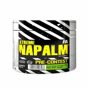 FA Nutrition Xtreme Napalm PreContest - 224g kaufen