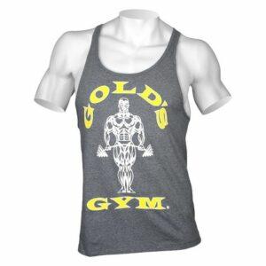 Gold´s Gym Classic Stringer Tank Top - Hellgrau kaufen