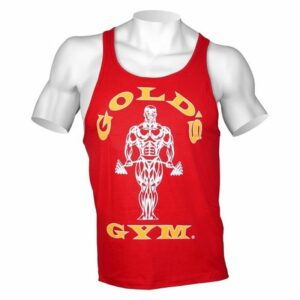 Gold´s Gym Classic Stringer Tank Top - Rot kaufen