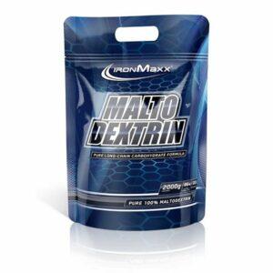 IronMaxx Maltodextrin - 2000g Beutel (neutral) kaufen
