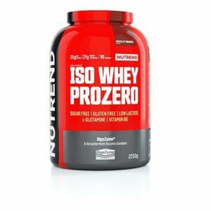 Nutrend ISO WHEY PROZERO 2250 g kaufen
