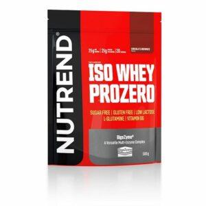 Nutrend ISO WHEY ISOLATE PROZERO 500g kaufen