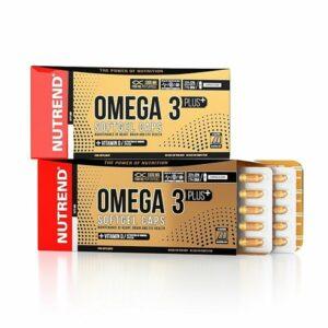 Nutrend Omega 3 Plus 120 Softgel Kapseln kaufen