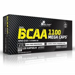 Olimp BCAA Mega Caps - 120 Kapseln kaufen