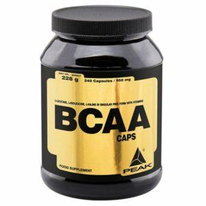 Peak BCAA - 240 caps kaufen
