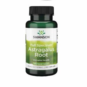 Swanson Astragalus Root 470mg - 100 Kapseln kaufen