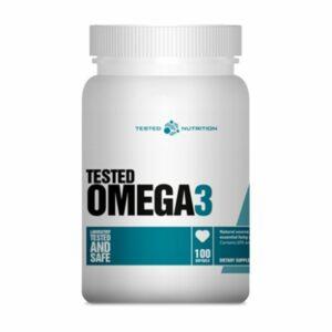 Tested Omega-3 - 100 Kapseln kaufen