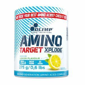 Olimp Amino Target Xplode Lemon Flavour 275g kaufen